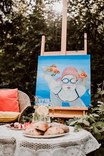 workshop schilderen-Ermelo-Corinne Tersteeg